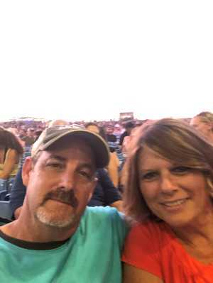 Chris attended Chris Young: Raised on Country Tour - Country on Jul 11th 2019 via VetTix