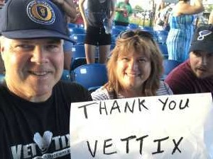 Joseph attended Chris Young: Raised on Country Tour - Country on Jul 11th 2019 via VetTix