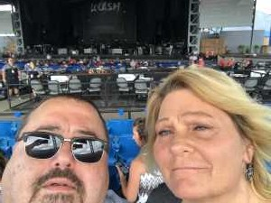 Jerry  attended Chris Young: Raised on Country Tour - Country on Jul 11th 2019 via VetTix