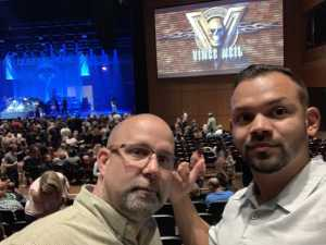 Paul attended Vince Neil With Queensryche on Jul 11th 2019 via VetTix
