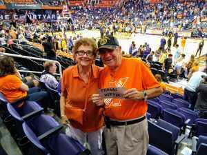 Gerald attended Phoenix Mercury vs. New York Liberty - WNBA on Jul 5th 2019 via VetTix