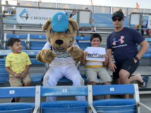 Click To Read More Feedback from Fayettville Swampdogs vs. Wilmington Sharks - MiLB