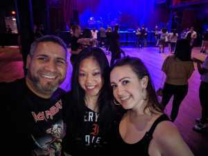 Luis attended What's My Age Again? Ft. Tributes to Blink 182, No Doubt, Green Day - Pop on Aug 2nd 2019 via VetTix