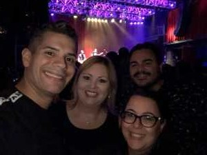 Jorge attended What's My Age Again? Ft. Tributes to Blink 182, No Doubt, Green Day - Pop on Aug 2nd 2019 via VetTix