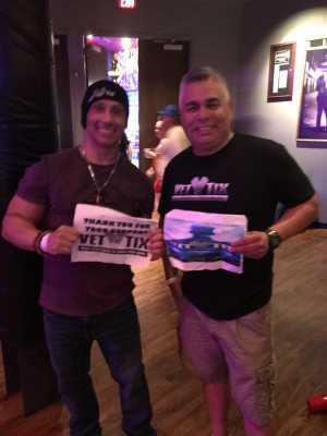 Ryan attended What's My Age Again? Ft. Tributes to Blink 182, No Doubt, Green Day - Pop on Aug 2nd 2019 via VetTix