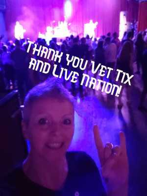 Patricia attended What's My Age Again? Ft. Tributes to Blink 182, No Doubt, Green Day - Pop on Aug 2nd 2019 via VetTix