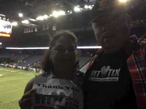 Click To Read More Feedback from Western and Eastern Conference Championship - Legends Football League Playoffs - Double Header - Women of the Gridiron