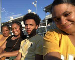Althea attended Frisco RoughRiders vs. Amarillo Sod Poodles - MiLB on Jul 12th 2019 via VetTix