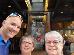 James attended Sweet Charity Choir: Live at Carnegie Hall on Jul 15th 2019 via VetTix