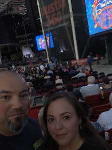 Cathleen  attended Santana: Supernatural Now - Pop on Jul 9th 2019 via VetTix