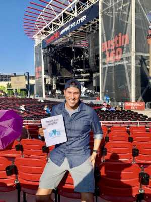 Carlos attended Santana: Supernatural Now - Pop on Jul 9th 2019 via VetTix