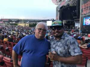 Robert attended Santana: Supernatural Now - Pop on Jul 9th 2019 via VetTix