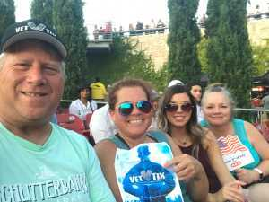 dondi attended Santana: Supernatural Now - Pop on Jul 9th 2019 via VetTix