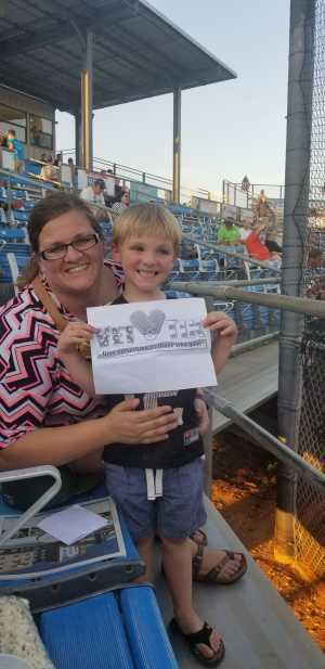 Click To Read More Feedback from Fayetteville Swampdogs vs. Wilmington Sharks - MiLB