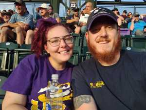 Kyle attended Colorado Rockies vs. Arizona Diamondbacks - MLB on Aug 12th 2019 via VetTix