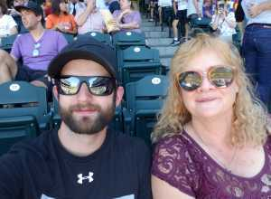 Jack attended Colorado Rockies vs. Arizona Diamondbacks - MLB on Aug 12th 2019 via VetTix