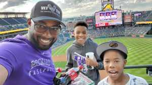 Click To Read More Feedback from Colorado Rockies vs. Arizona Diamondbacks - MLB