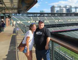 David attended Colorado Rockies vs. Arizona Diamondbacks - MLB on Aug 12th 2019 via VetTix