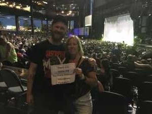 Laura Finnelly attended Shinedown: Attention Attention World Tour - Pop on Jul 14th 2019 via VetTix