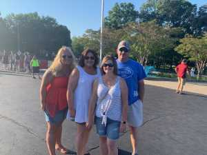 Anthony attended Dierks Bentley: Burning Man 2019 - Country on Jul 13th 2019 via VetTix