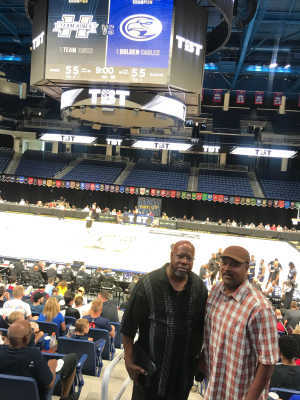 Nathan attended The Basketball Tournament TBT 2019 Championship Week - Semifinals on Aug 4th 2019 via VetTix