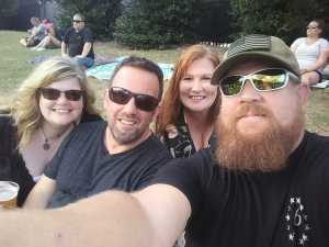 Timothy attended Rob Thomas: Chip Tooth Tour - Pop on Jul 11th 2019 via VetTix