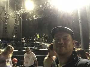 Alexander attended Rob Thomas: Chip Tooth Tour - Pop on Jul 11th 2019 via VetTix