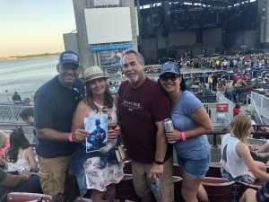 William attended Luke Bryan: Sunset Repeat Tour 2019 - Country on Jul 14th 2019 via VetTix