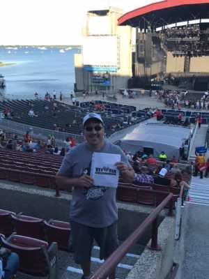 Tony attended Luke Bryan: Sunset Repeat Tour 2019 - Country on Jul 14th 2019 via VetTix