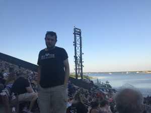 Todd attended Luke Bryan: Sunset Repeat Tour 2019 - Country on Jul 14th 2019 via VetTix