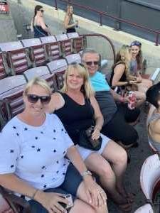 Charles attended Luke Bryan: Sunset Repeat Tour 2019 - Country on Jul 14th 2019 via VetTix