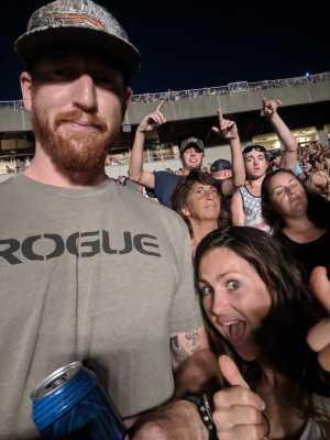 Kyle attended Luke Bryan: Sunset Repeat Tour 2019 - Country on Jul 14th 2019 via VetTix
