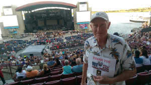 Peter attended Luke Bryan: Sunset Repeat Tour 2019 - Country on Jul 14th 2019 via VetTix