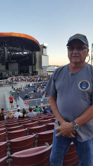 Charles Sgt. USAF attended Luke Bryan: Sunset Repeat Tour 2019 - Country on Jul 14th 2019 via VetTix