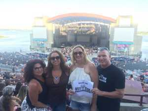 John attended Luke Bryan: Sunset Repeat Tour 2019 - Country on Jul 14th 2019 via VetTix
