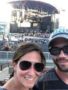 Beth attended Luke Bryan: Sunset Repeat Tour 2019 - Country on Jul 14th 2019 via VetTix