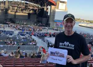 Scott attended Luke Bryan: Sunset Repeat Tour 2019 - Country on Jul 14th 2019 via VetTix