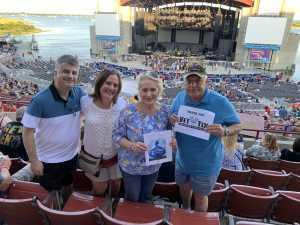Tony attended Luke Bryan: Sunset Repeat Tour 2019 - Country on Jul 14th 2019 via VetTix