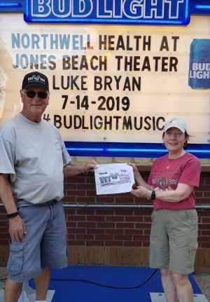 Tom Petty attended Luke Bryan: Sunset Repeat Tour 2019 - Country on Jul 14th 2019 via VetTix
