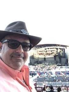 Raymond attended Luke Bryan: Sunset Repeat Tour 2019 - Country on Jul 14th 2019 via VetTix
