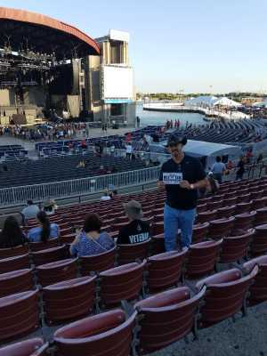 CARY attended Luke Bryan: Sunset Repeat Tour 2019 - Country on Jul 14th 2019 via VetTix