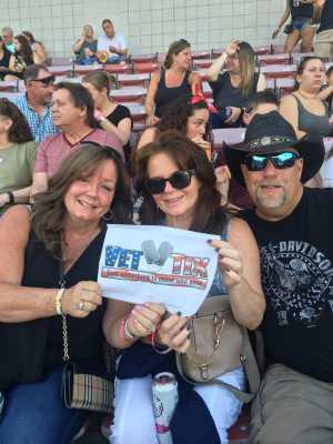 George attended Luke Bryan: Sunset Repeat Tour 2019 - Country on Jul 14th 2019 via VetTix