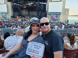 Yosef attended Luke Bryan: Sunset Repeat Tour 2019 - Country on Jul 14th 2019 via VetTix