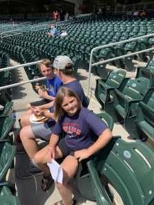 Todd attended Minnesota Twins vs. Kansas City Royals - MLB on Aug 4th 2019 via VetTix