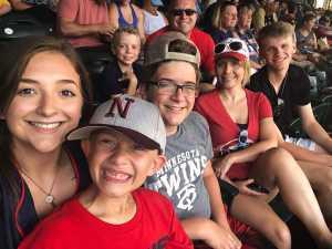 Steve attended Minnesota Twins vs. Kansas City Royals - MLB on Aug 4th 2019 via VetTix