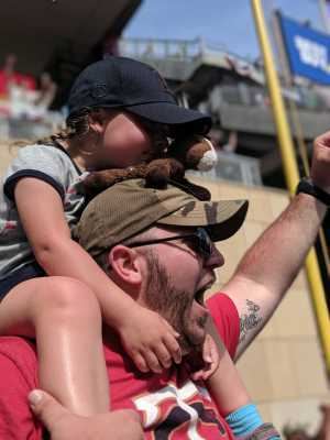 Travis attended Minnesota Twins vs. Kansas City Royals - MLB on Aug 4th 2019 via VetTix