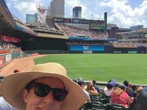 S&P attended Minnesota Twins vs. Kansas City Royals - MLB on Aug 4th 2019 via VetTix