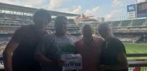 Juan attended Minnesota Twins vs. Kansas City Royals - MLB on Aug 4th 2019 via VetTix