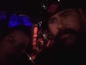 Matthew mcgivney attended Cody Jinks on Aug 22nd 2019 via VetTix
