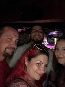 David attended Cody Jinks on Aug 22nd 2019 via VetTix